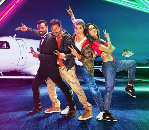 ABCD - AnyBody Can Dance 2 First Look Poster