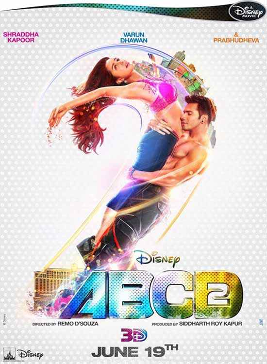 ABCD - AnyBody Can Dance 2 Image Poster