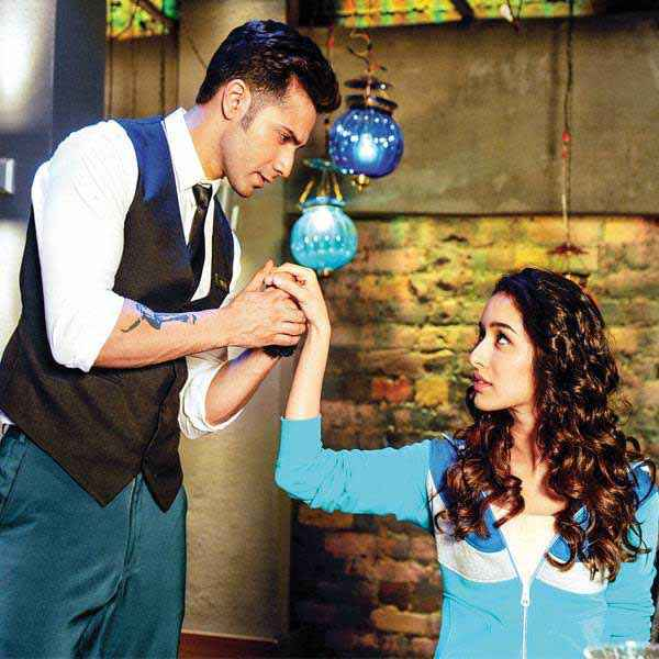 ABCD - AnyBody Can Dance 2 Varun Dhawan Shraddha Kapoor First Look Stills