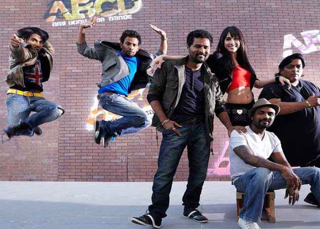 ABCD - AnyBody Can Dance Images Poster