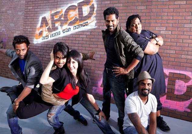 ABCD - AnyBody Can Dance Photos Poster