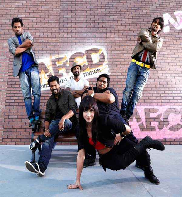 ABCD - AnyBody Can Dance  Poster