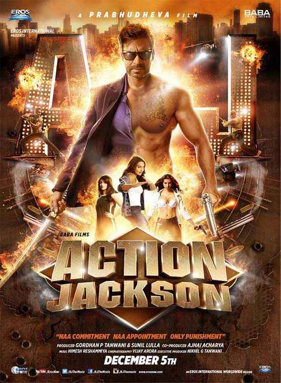 Action Jackson Movie