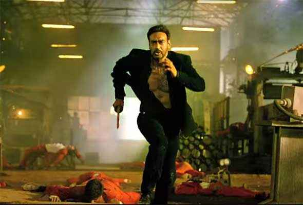 Action Jackson Ajay Devgn Action Pics Stills