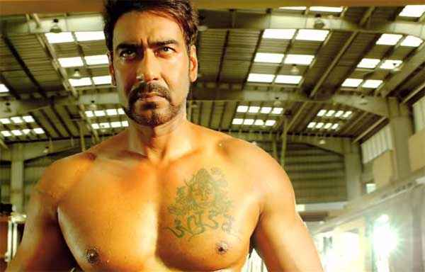 Action Jackson Ajay Devgn Body Wallpaper Stills