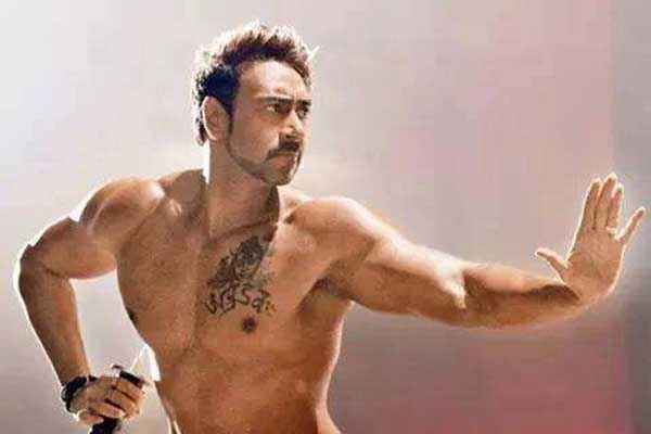 Action Jackson Ajay Devgn Body Stills