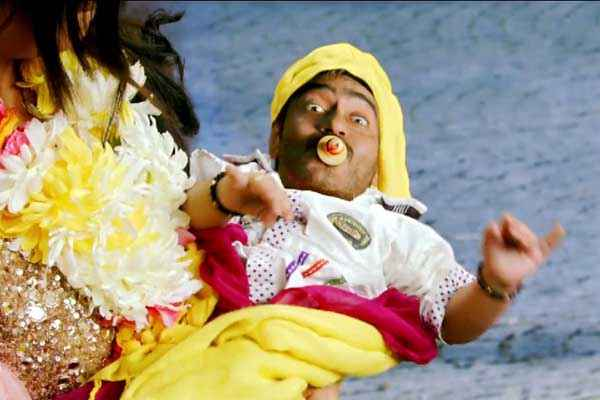 Action Jackson Ajay Devgn Comedy Stills