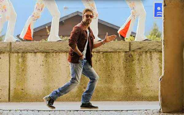 Action Jackson Ajay Devgn Dance Stills