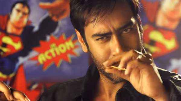 Action Jackson Ajay Devgn Eyes Stills
