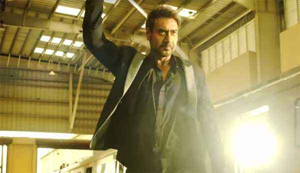 Action Jackson Ajay Devgn Picture Stills