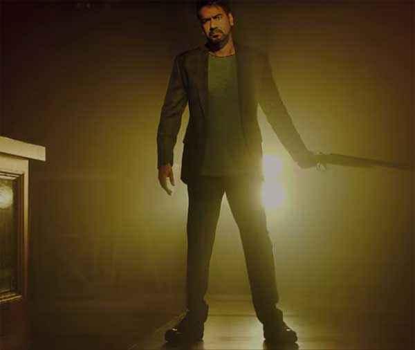 Action Jackson Ajay Devgn With Gun Stills