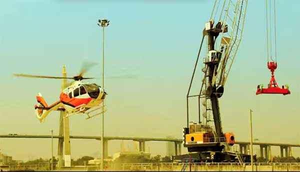 Action Jackson Helikopter Scene Stills