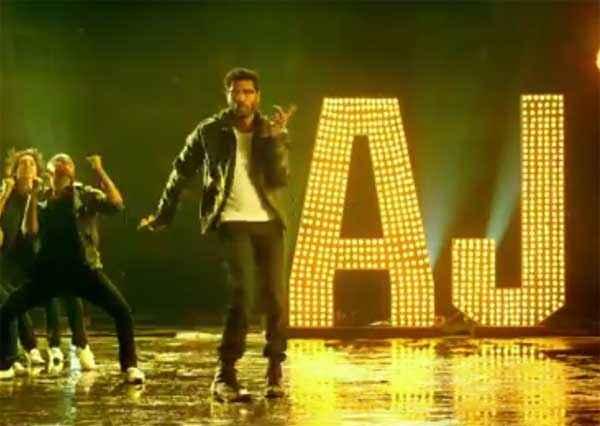 Action Jackson Prabhu Deva AJ Dance Stills