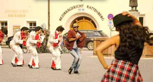 Action Jackson Sonakshi Sinha Ajay Devgn Dance Stills