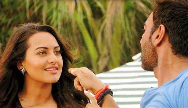 Action Jackson Sonakshi Sinha Smile Stills