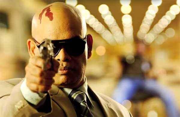 Action Jackson Villain Stills
