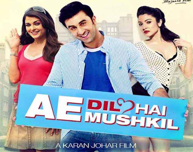 Ae Dil Hai Mushkil Movie