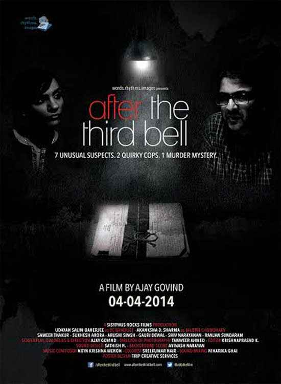 After The Third Bell  Poster