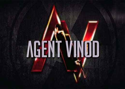Agent Vinod photo poster