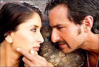 Agent Vinod Saif Ali Khan and Karina Kapoor Images Stills