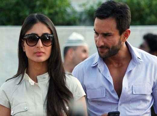Agent Vinod Saif Ali Khan and Karina Kapoor Stills