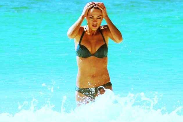 Agent Vinod Vasilisa Petina Bikini Stills