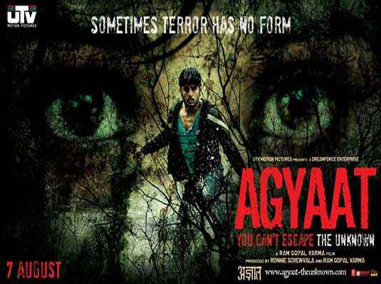 Agyaat Image Poster