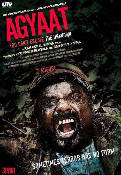 Agyaat New Poster