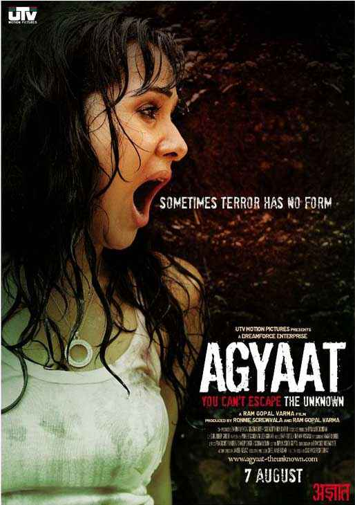 Agyaat Nisha Kothari Poster