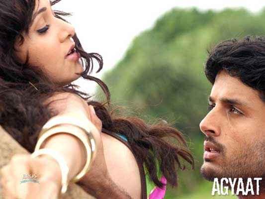 Agyaat Nisha Kothari Hot Photo Stills