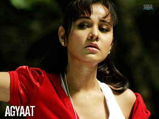 Agyaat Nisha Kothari Hot Pics Stills