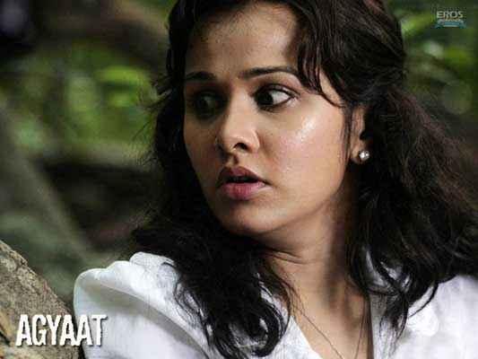 Agyaat Nisha Kothari Hot Stills
