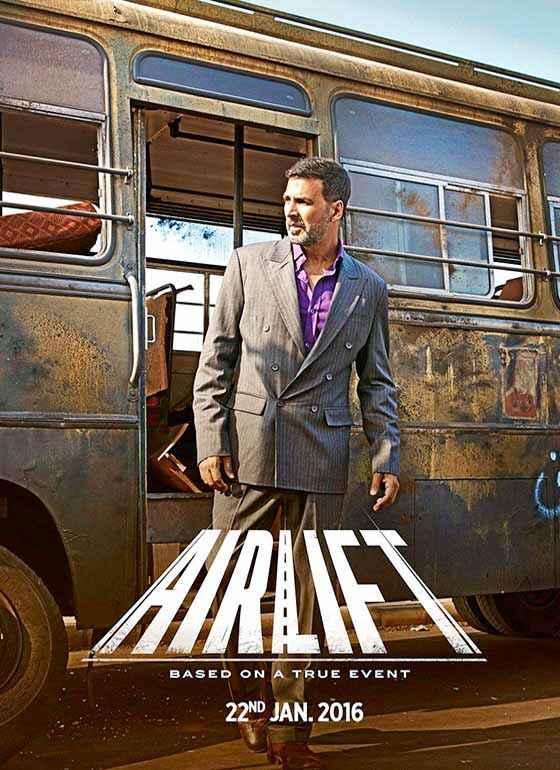 Airlift Akshay Kumar Latest Poster
