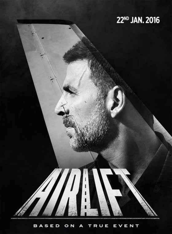 Airlift Akshay Kumar Poster