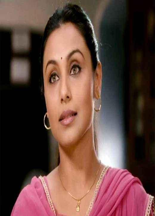 Aiyyaa Star Cast Rani Mukherjee