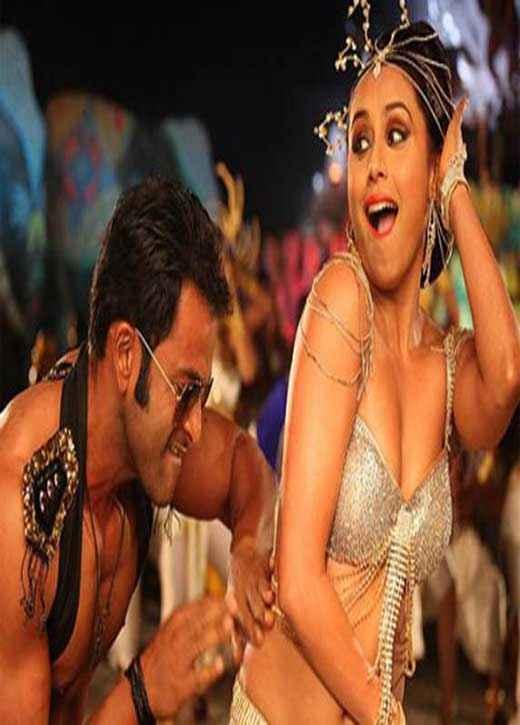 Aiyyaa Prithviraj Rani in Dance Stills