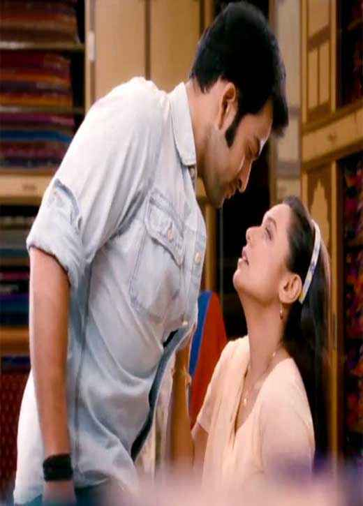 Aiyyaa Rani Mukherjee And Prithviraj Stills
