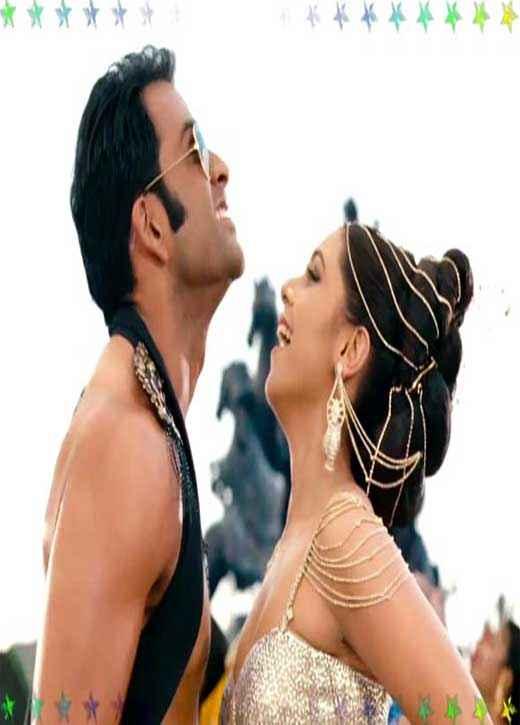 Aiyyaa Rani Prithviraj Hot Dance Stills