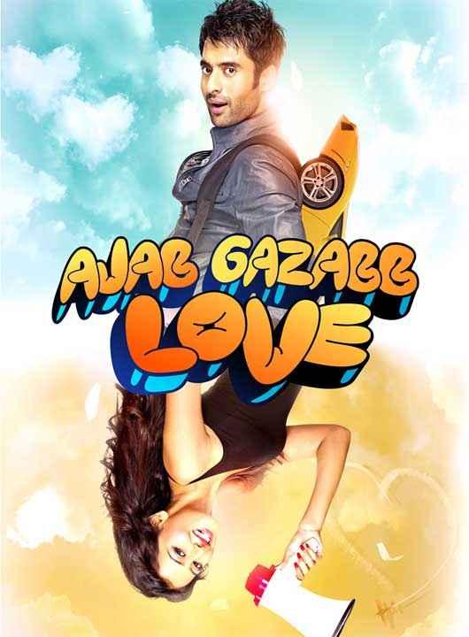 Ajab Gazabb Love Images Poster