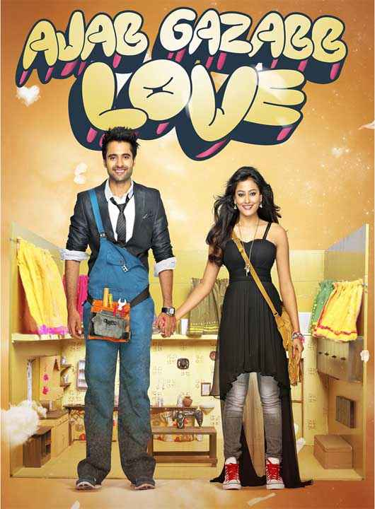 Ajab Gazabb Love Photos Poster