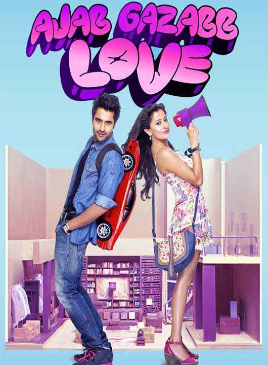 Ajab Gazabb Love Wallpapers Poster