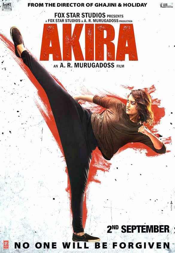 Akira Sonakshi Sinha Action Poster
