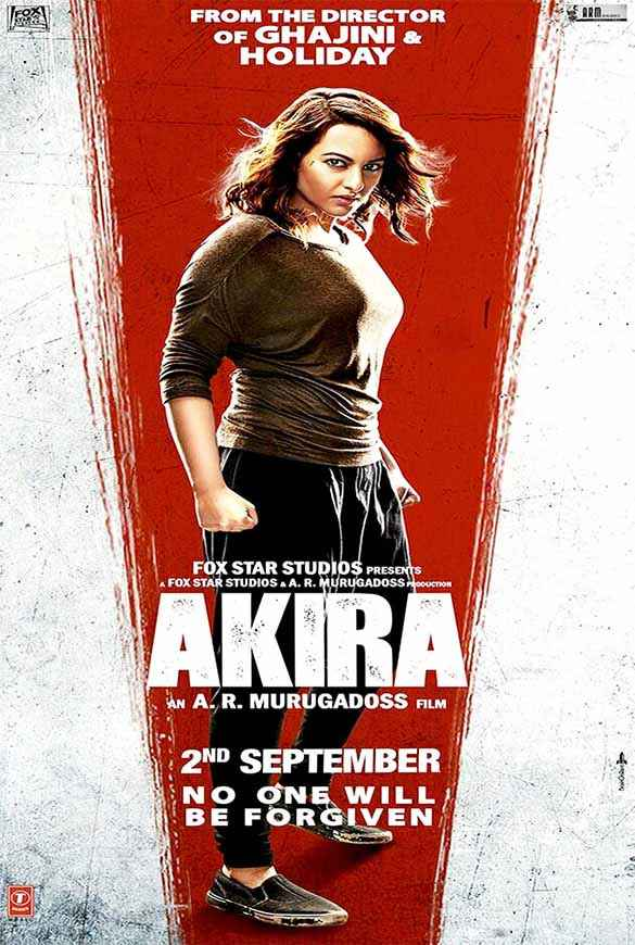 Akira Sonakshi Sinha HD Wallpaper Poster