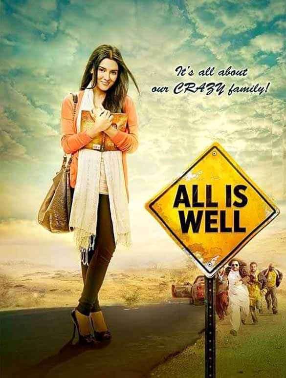 All Is Well Asin Poster