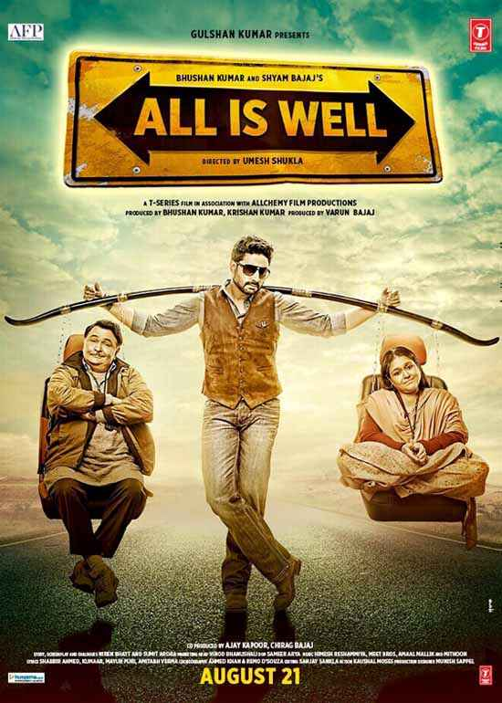 All Is Well  Poster