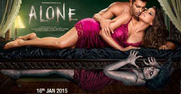 Alone First Look Poster