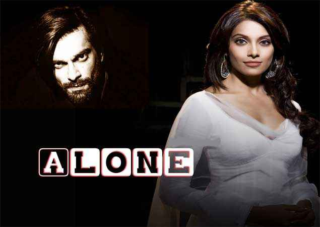 Alone Image Poster