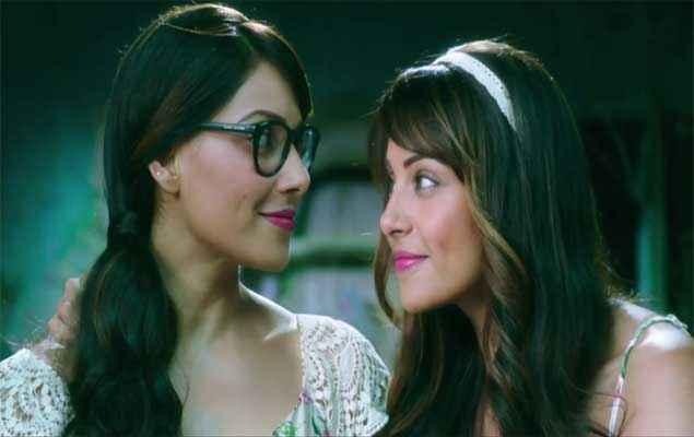 Alone Bipasha Basu Double Role Stills