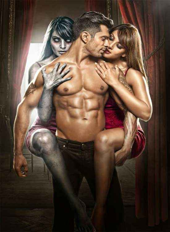 Alone First Look Bipasha Basu Karan Singh Grover Stills