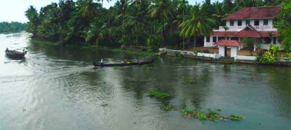 Alone River Stills
